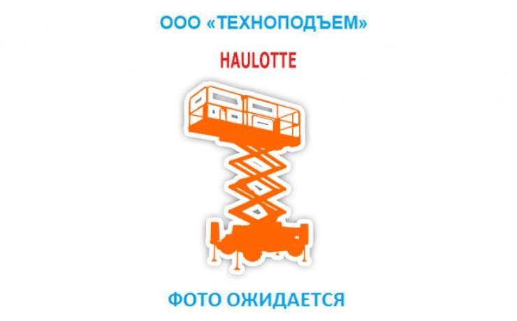 Аккумуляторный мачтовый подъемник  Haulotte STAR10 2011 б/у