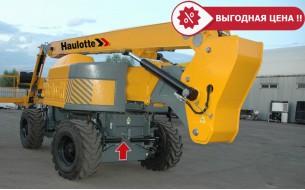 Коленчатый подъемник HA32 RTJ PRO б/у