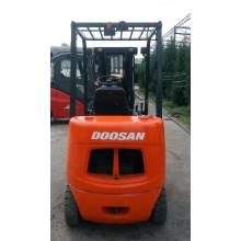 Вилочный погрузчик DOOSAN D18S5 2007 б/у