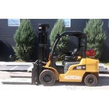 Вилочный погрузчик CATERPILLAR GP30N 2008 б/у