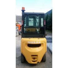 Вилочный погрузчик NISSAN Y1D1A18T 2013 б/у