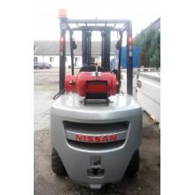 Вилочный погрузчик NISSAN UGF2A35DU 2009 б/у