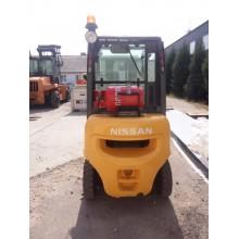 Вилочный погрузчик NISSAN U1D2A20LQ 2010 б/у