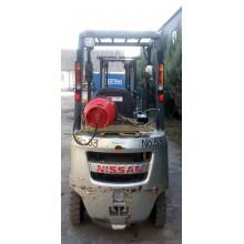 Вилочный погрузчик NISSAN NP1F1A15D 2012 б/у