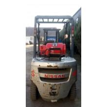 Вилочный погрузчик NISSAN P1F2A25D-1 2012 б/у