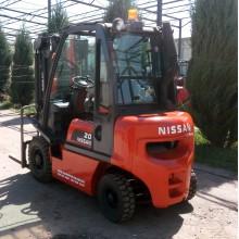 Вилочный погрузчик NISSAN FD02A20Q 2005 б/у