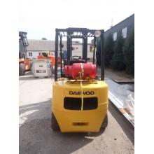 Вилочный погрузчик DAEWOO DOOSAN G30E-3 2005 б/у