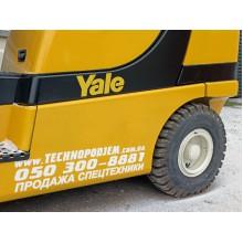 Вилочный погрузчик YALE GLP30VX 2008 б/у