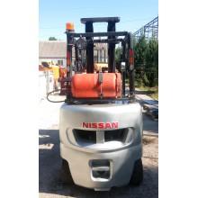 Вилочный погрузчик NISSAN MAPL02 A25LU 2006 б/у