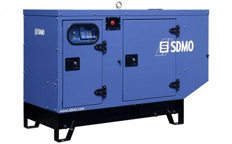 Аренда электростанции SDMO J165К