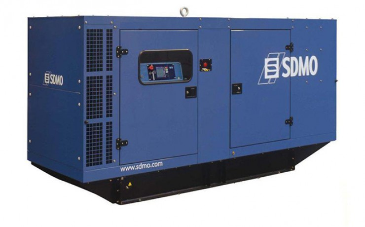 Аренда электростанции SDMO J220С2