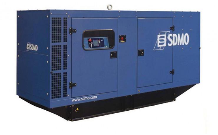 Аренда электростанции SDMO J275К