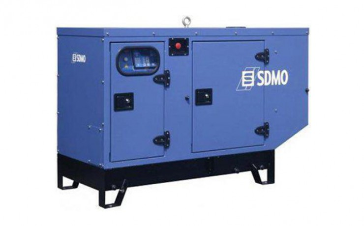 Аренда электростанции SDMO J33