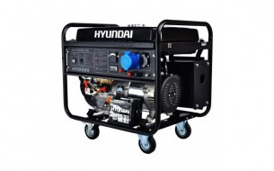 Аренда бензинового генератора HYUNDAI HHY9000FE