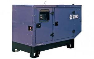 Аренда электростанции SDMO J44