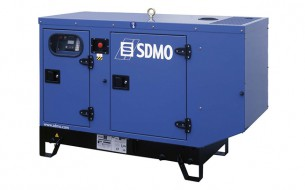 Аренда электростанции SDMO J110К