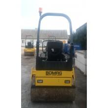 Дорожный каток Bomag BW120AD 2011 б/у
