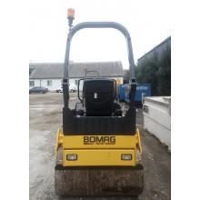 Дорожный каток Bomag BW120AD 2012 б/у