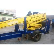 Прицепной подъемник Dino 210XT 2002 б/у